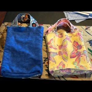 Accessories - Homemade sewn items